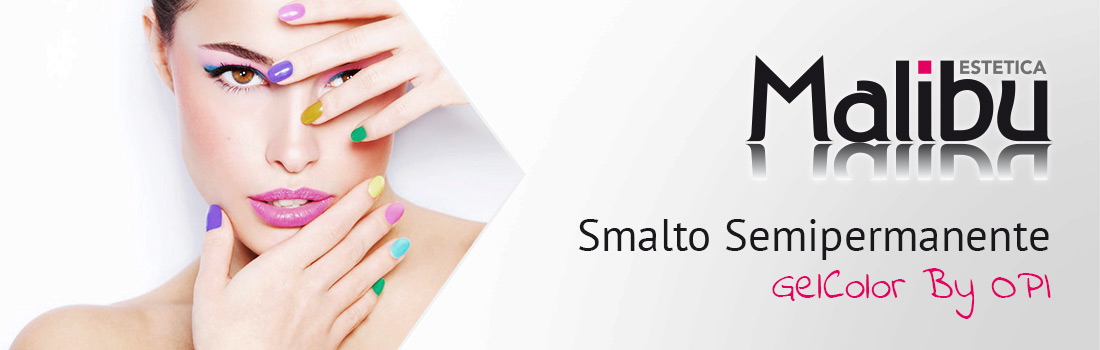smalto semipermanente gelcolor opi