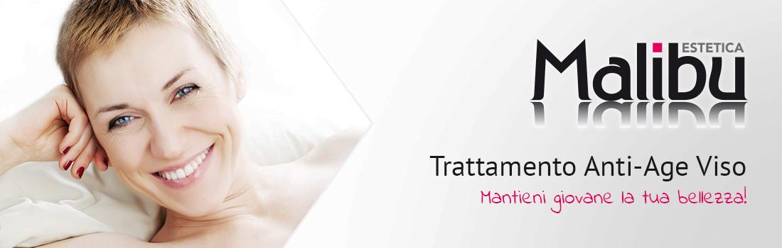 trattamento anti age viso roma