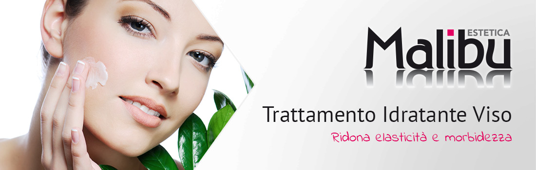 trattamento idratante viso