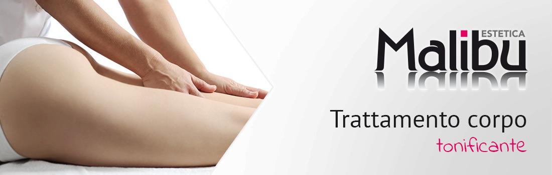 trattamento tonificante corpo